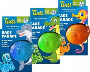 Bilde av Tinti badekule badeparade