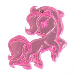 Bilde av Tinka, refleks rosa ponny